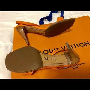 Louis Vuitton Shoes - Authentic Louis Vuitton sandals